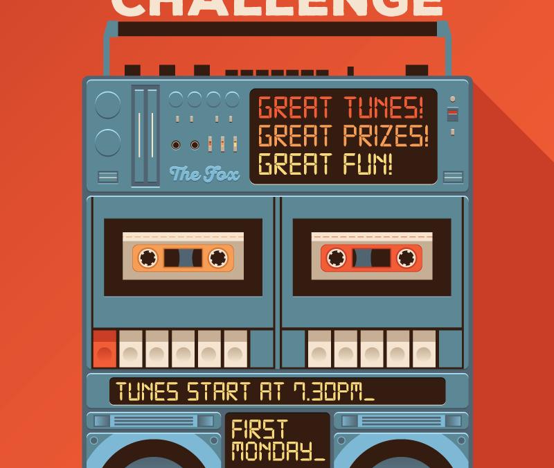 AUDIO TRIVIA CHALLENGE