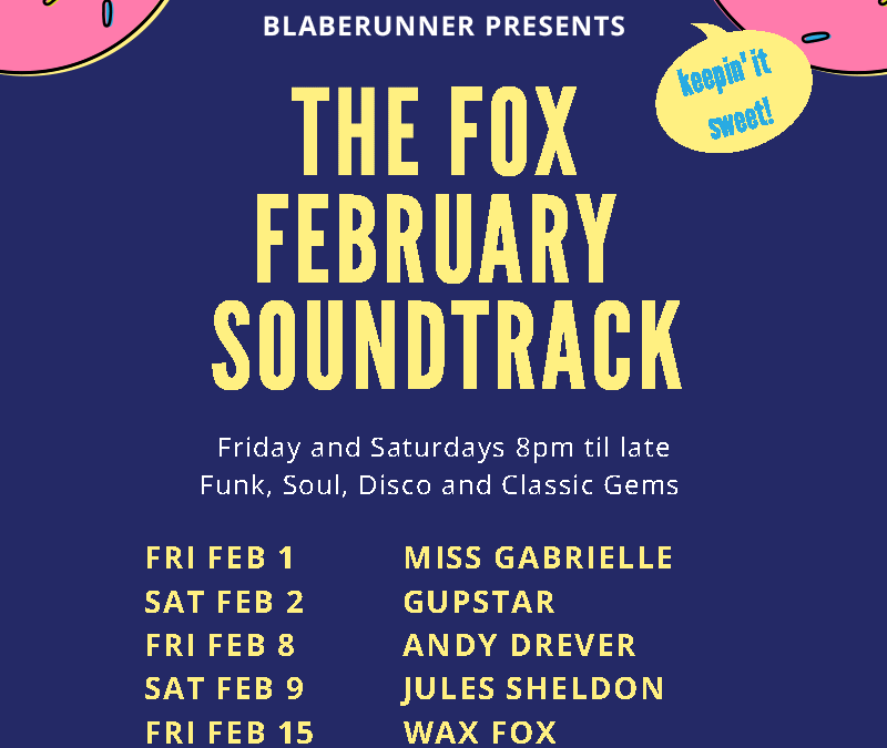 THE FOX SOUNDTRACK