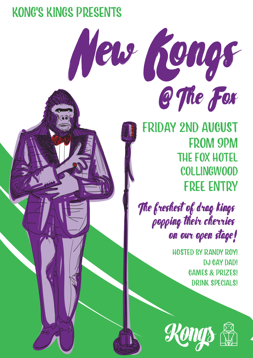 New Kongs Poster