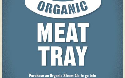 WIN AN ORGANIC MEAT TRAY