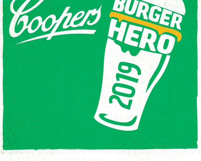 COOPERS BURGER HERO