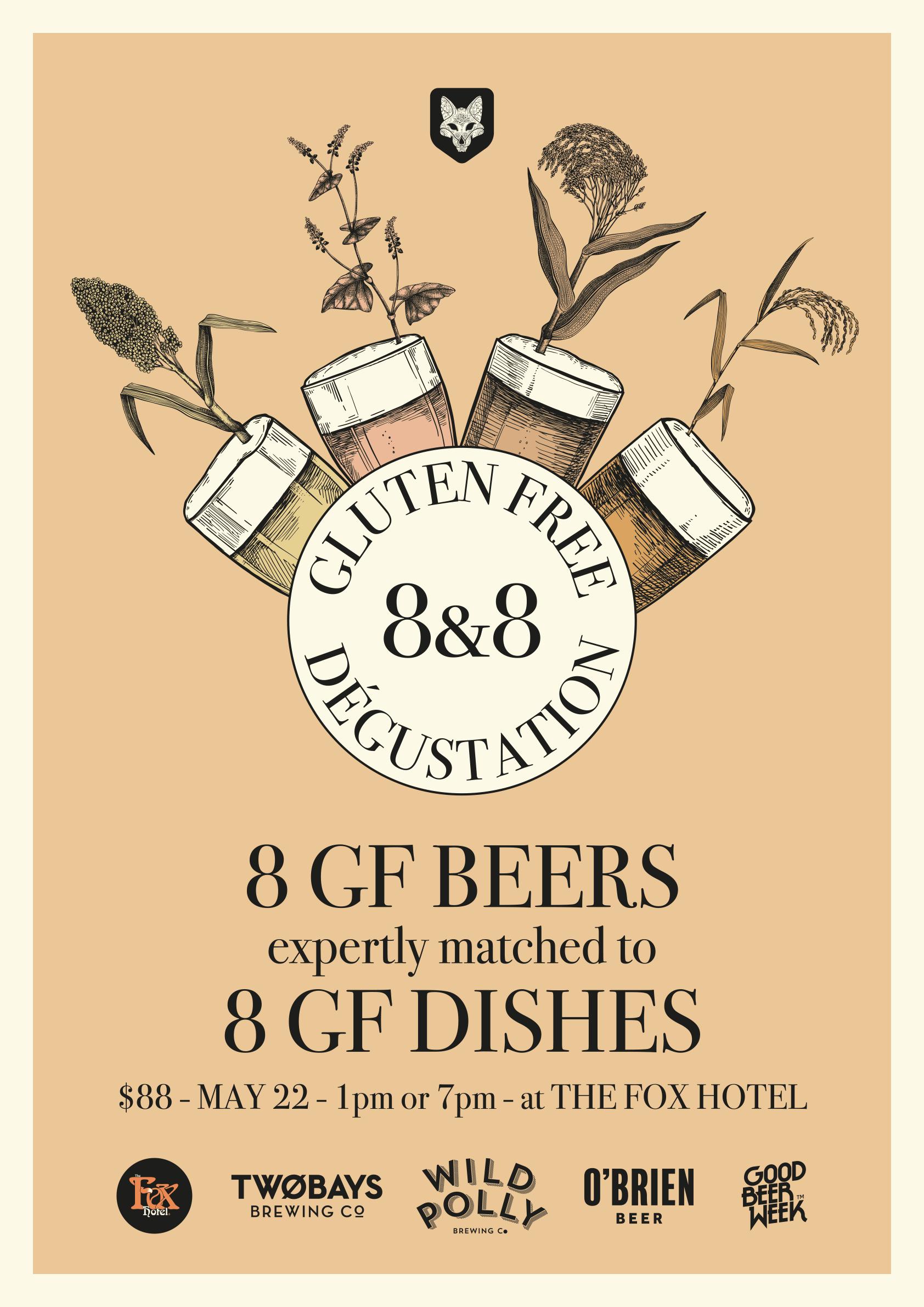 The Fox Hotel, Good Beer Week - Gluten Free Event